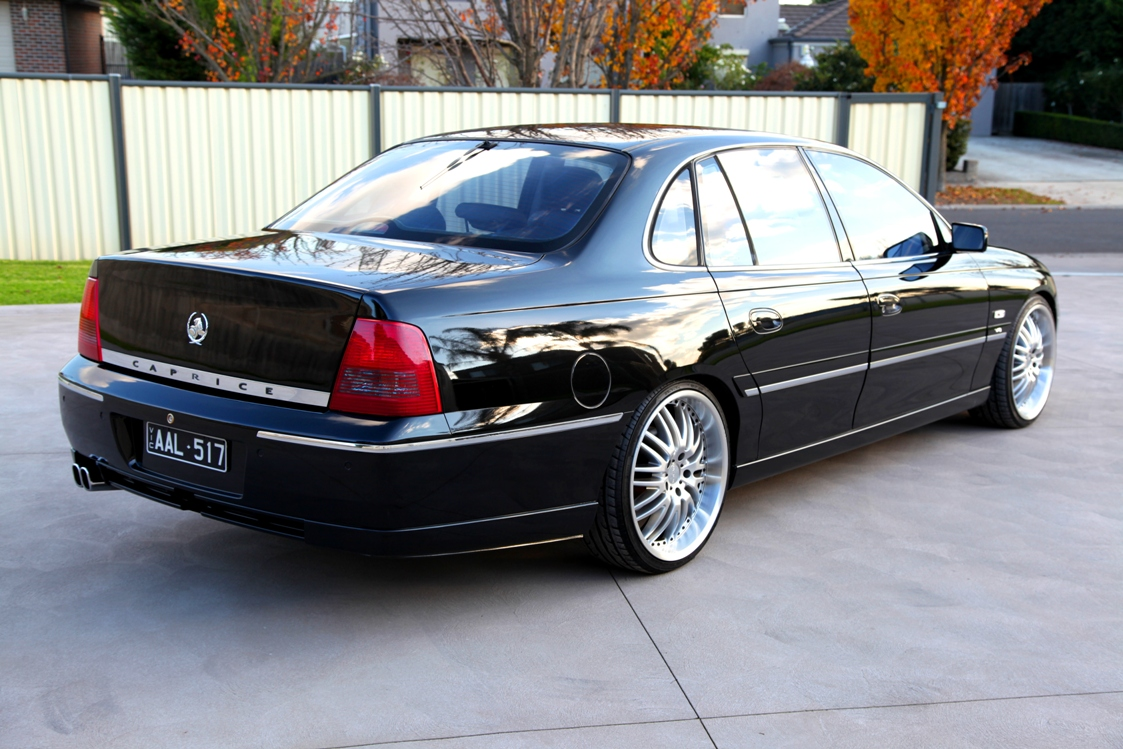 Wk Holden Caprice Ls1 V8 East Coast Car Excellence Ecce