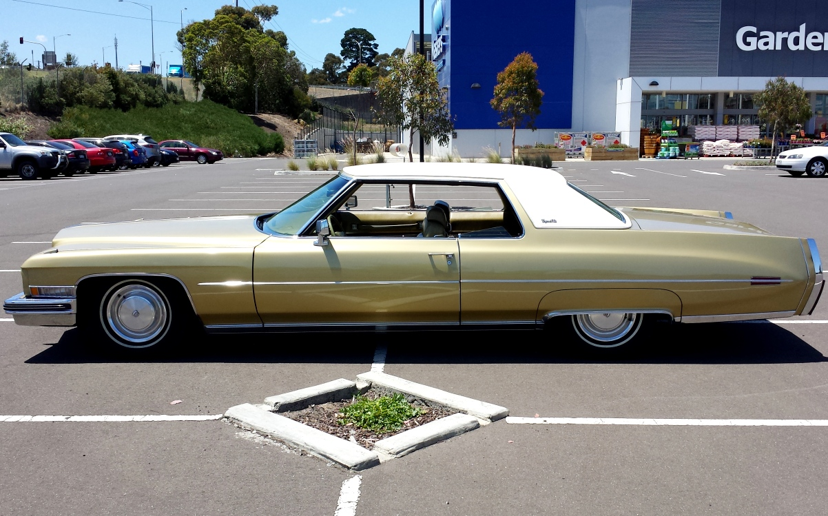 1973 Cadillac Coupe Deville East Coast Car Excellence